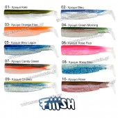 FIIISH BLACK MINNOW 160mm (No5)