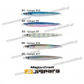 MAJOR CRAFT JIGPAPA MICRO SLIM 7gr