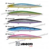 KENDOZO SPIN CAST 130F
