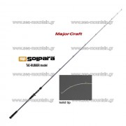 MAJOR CRAFT SOLPARA TAI RUBBER SOLID TIP