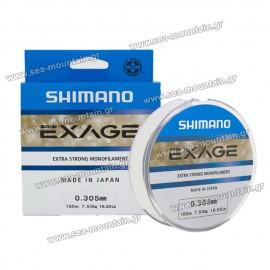SHIMANO EXAGE MONOFILAMENT