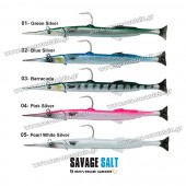 SAVAGE GEAR 3D NEEDLEFISH PULSE TAIL 2+1
