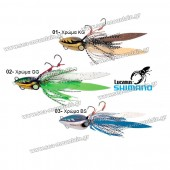 SHIMANO LUCANUS JIG 100gr