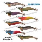 SHIMANO SEPHIA CLINCH RATTLE