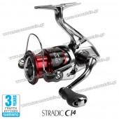 SHIMANO STRADIC 2500 CI4+ FB