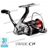 SHIMANO STRADIC 4000 CI4+ FB