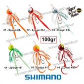 SHIMANO TIGER BAKU BAKU 100gr