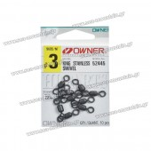 OWNER KING STAINLESS SWIVEL