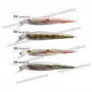 WINNER LURES 90mm
