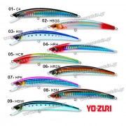 YO-ZURI CRYSTAL MINNOW (S) 110mm