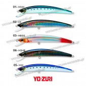 YO-ZURI CRYSTAL MINNOW (S) 90mm