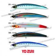 YO-ZURI CRYSTAL MINNOW (S) 90mm